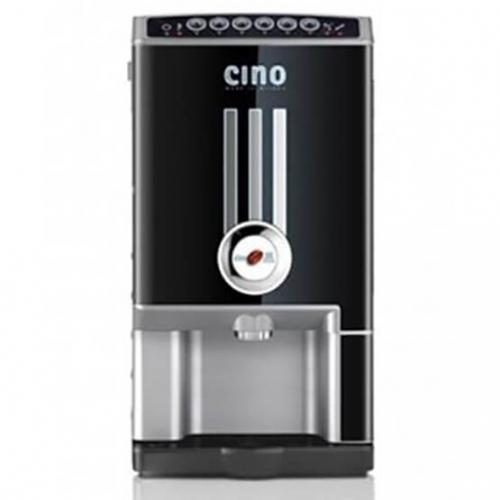 Sort Larhea Cino xx Micro kaffemaskine til intantkaffe.