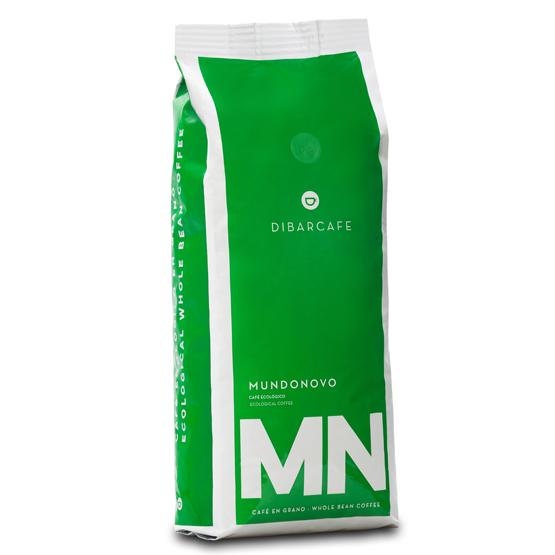 Dibarcafé økologisk Mundo Novo 1 kg