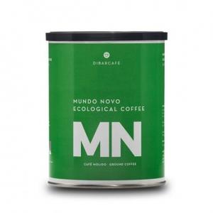 Dibarcafé økologisk Mundo Novo 250 gram