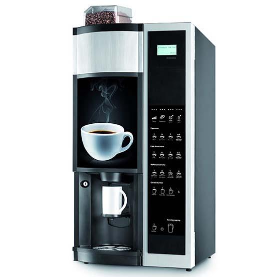 Wittenborg 7100 kaffeautomat