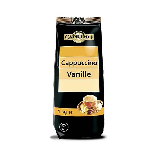 Caprimo Café Cappuccino Vanille