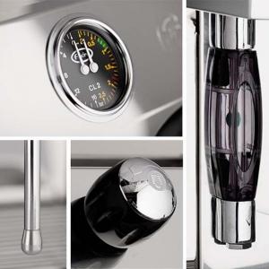 Fracino Contempo automatisk espressomaskine med programindstilling.