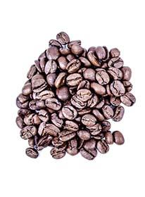 Hele kaffebønner