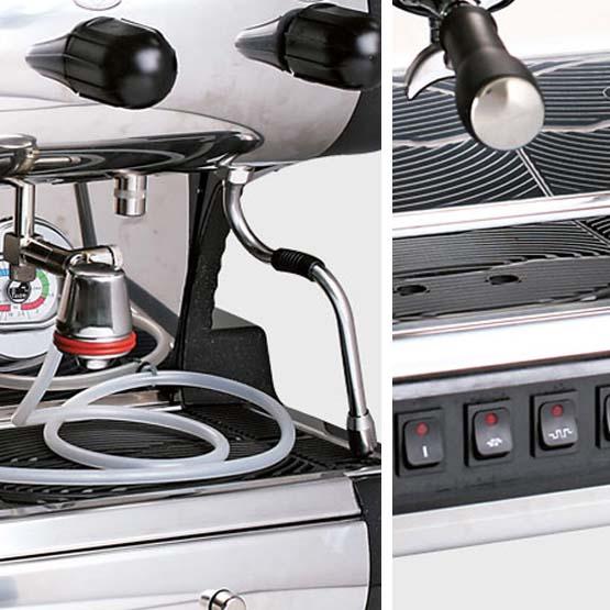 la Pavoni Revolution espressomaskine