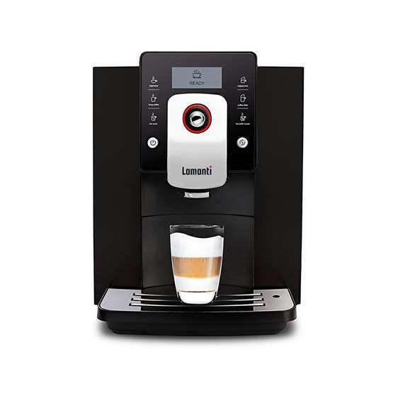 Sort Lamanti Casa 1601 kaffemaskine
