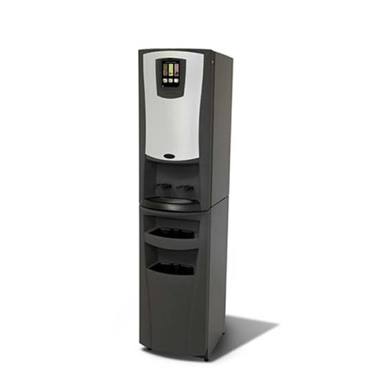 Siro 1623 touch kaffemaskine til malet kaffe.