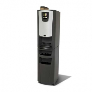 Siro 824 touch kaffemaskine til hele kaffebønner.