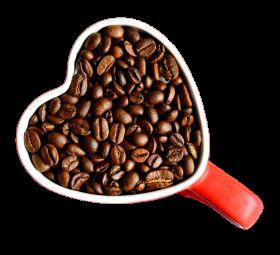 Vi elsker kaffe