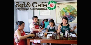 Cupping kaffe fra Peru