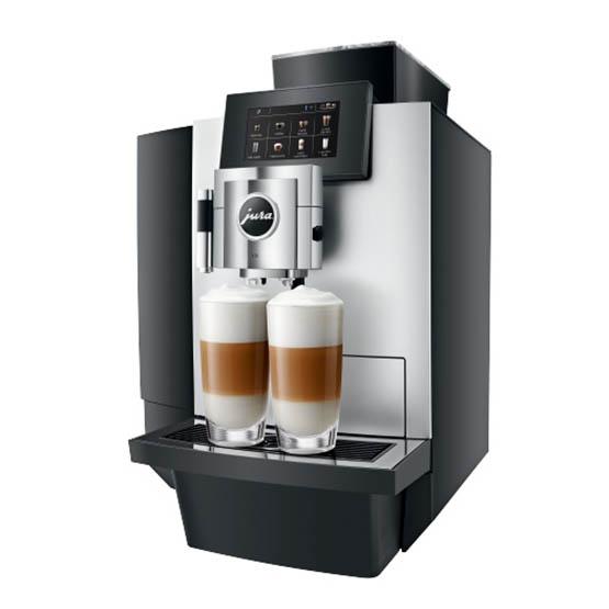 Jura X10 Professionel fuldautomatisk kaffemaskine