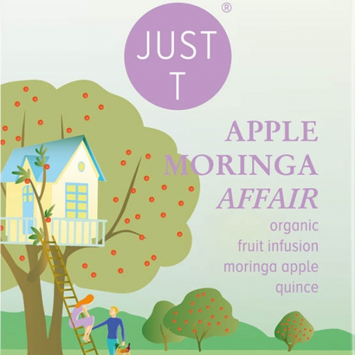 Just-T Apple moringa affair