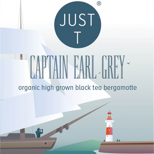 Just-T Captain earl grey