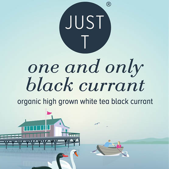 Just-T one and only black currant