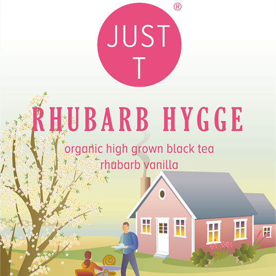 Just-T Rhubarb hygge