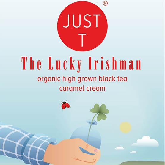 Just-T The lucky Irishman