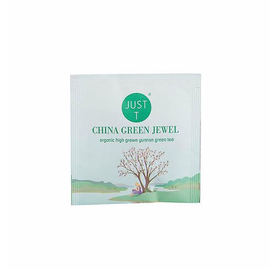 Just-T China green jewel