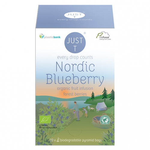 Just-T nordic blueberry