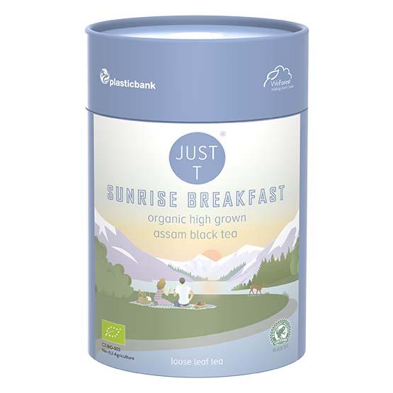 Just-T Sunrise breakfast