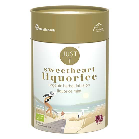 Just-T Sweetheart liquorice