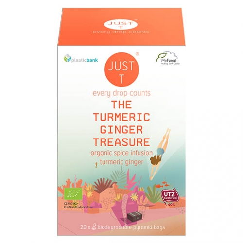 Just-T The Turmeric Ginger Treasur